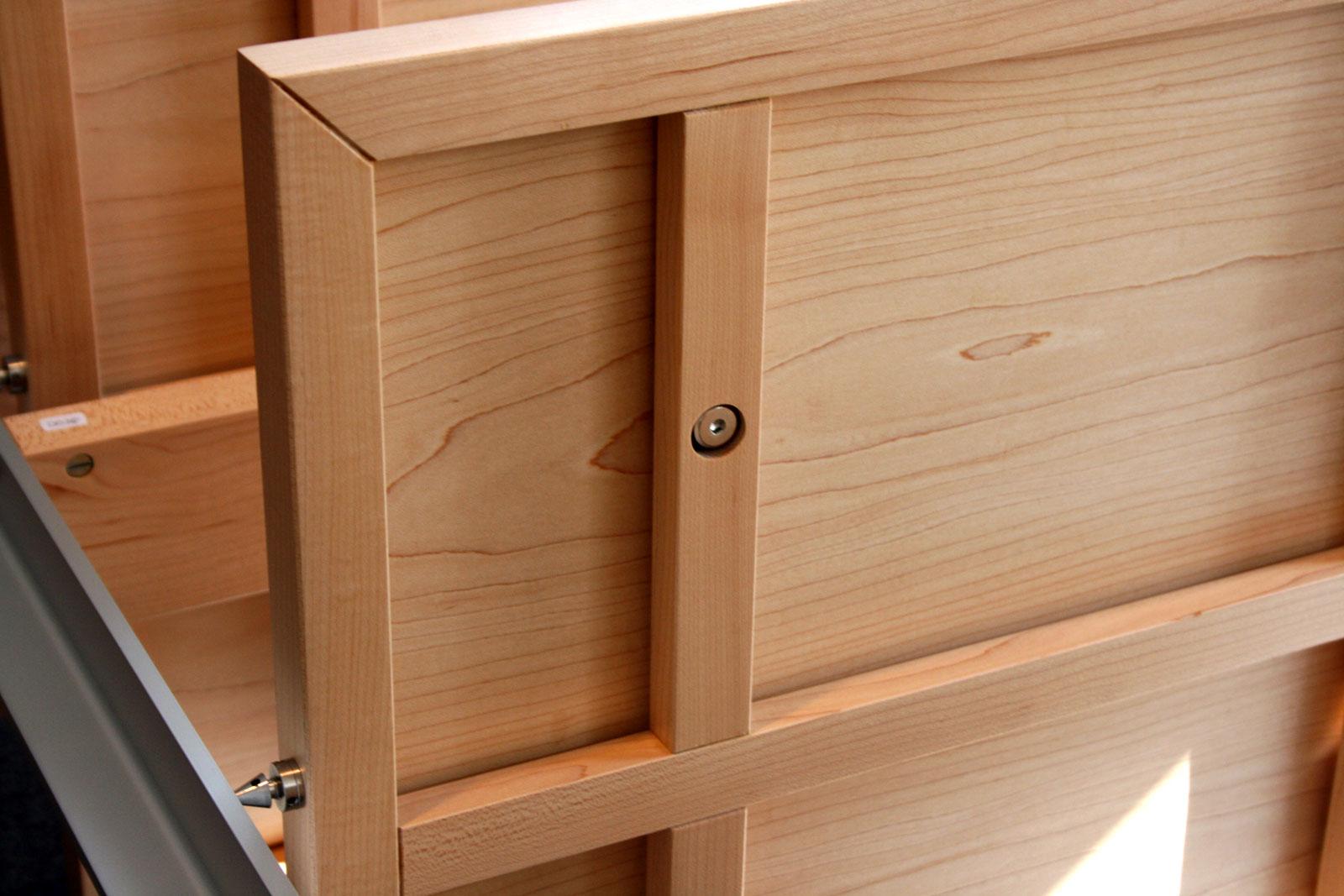 finite elemente pagode signature hifi rack 85 cm ahorn. Black Bedroom Furniture Sets. Home Design Ideas